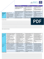 skills for life self directed project rubric pdf