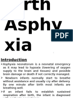 REVIEW ON BIRTH ASPHYXIA BY TIBIN