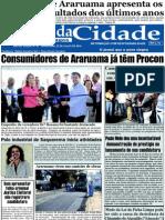 Jornal A Cidade de Araruama - edição 42 - 23 de julho de 2010
