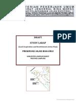 Draft Studi LARAP Preservasi Jalan Biha-Krui Kab. Lampung Barat.pdf