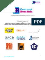 Contract România - Protocol de colaborare și contractul nostru pentru România