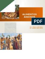 Cultivos Andinos_tercera Clase