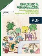 Agroflorestas Na Paisagem Amazônica