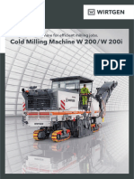 Milling Machine_W200 Brochure