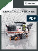 Milling Machine_W200 Brochure