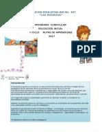 Diversificacion Curricular 2017