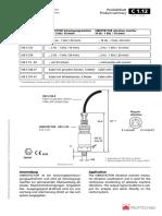 16 1 Manual Data Sheet