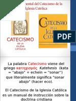 Curso Catecismo I