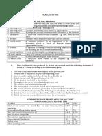9. Accounting