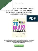 70-trucos-para-sacarle-brillo-a-tu-novela-correccion-basica-para-escritores-spanish-edition-by-gabriella-campbell.pdf