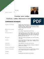 CV Meher SOUAYEH Professionel Fr