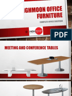 Highmoon Meeting Conference Tables