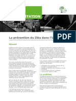 Zika Virus EU Policy Briefing Francés