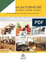 Najmi Furniture Officedesk