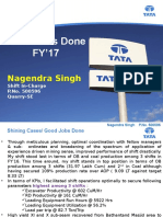 Good Jobs Done- Nagendra Singh