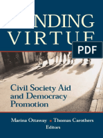 Funding Virtue