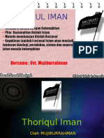 thoriqul iman -1.ppt