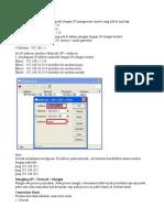 Load Balance Mikrotik Winbox Version 3modem