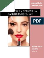 05 Base Maquillaje Elegir Aplicar