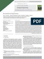 8.Bio-mediated Soil Improvement