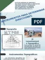 Instrumentos topográficos 1