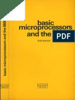 Bishop BasicMicroprocessorsAndThe6800