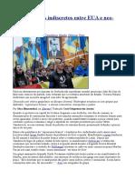 Ucrânia- Laços Indiscretos Entre EUA e Neo-nazistas