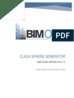 Clash Sphere Generator - User Guide