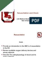 Resuscitation 2011