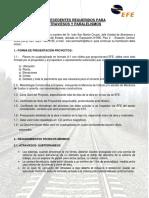 EFE_Requisitos Atraviesos y Paralelismos en Vías Ferreas