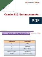 Mahindra Satyam - Oracle EBS R12 Enhancements
