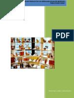 Plan de Negocios Creaciones Sarai -Proyecto Integrador Fase i