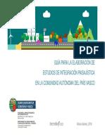 GUÍA PARA LA ELABORACIÓN DE ESTUDIOS DE INTEGRACIÓN PAISAJÍSTICA EN LA COMUNIDAD AUTÓNOMA DEL PAÍS VASCO