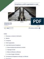 I Risultati Della Survey Sui Costi Della Compliance