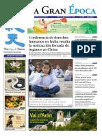La Gran Epoca REpublica Dominicana, Mayo 2017