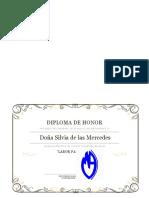 Diploma Pastoral