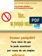 Tabaco……uma preocupação constante!.ppt