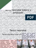 Tamiz Neonatal