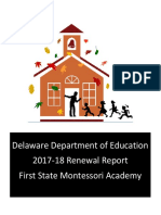 2017 FSMontessori Renewal Report Revised