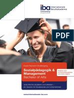 iba - Duales Bachelor Studium Sozialpaedagogik & Management