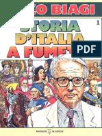 Enzo Biagi - Storia d'Italia a Fumetti 1