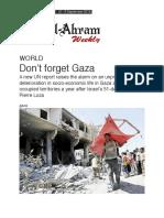 pierre loza gaza story