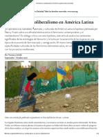 Feminismo y Neoliberalismo en América Latina _ Nueva Sociedad