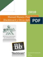 Manual Manejo ma Blackboard y Otros Aplicativos