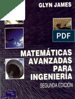 Matemáticas Avanzadas para Ingenieria, 2da Edición - Glyn James.pdf