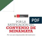 Convenio de Minamata sobre el Mercurio - MINISTERIO DEL AMBIENTE PERÚ
