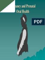 Pregnancy & Oral Health Slides