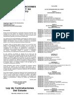 Ley de Contrataciones del Estado - Peru