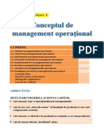 Curs ID Management Operational FINAL