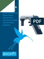Midi Plus Pipetting Controller Manual